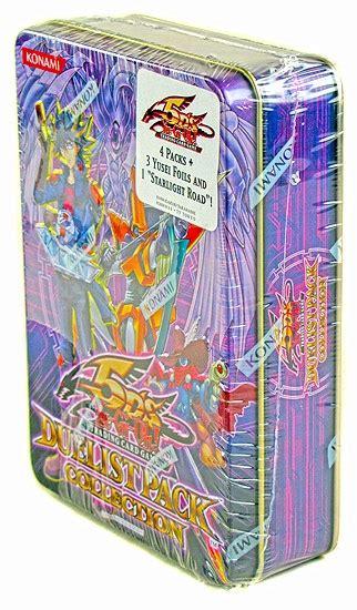 Konami Duelist Card Protector Yu Gi Oh Purple konami yu gi oh 2010 duelist pack collection tin purple da card world