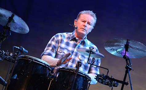 Drummerworld: Don Henley - The Eagles