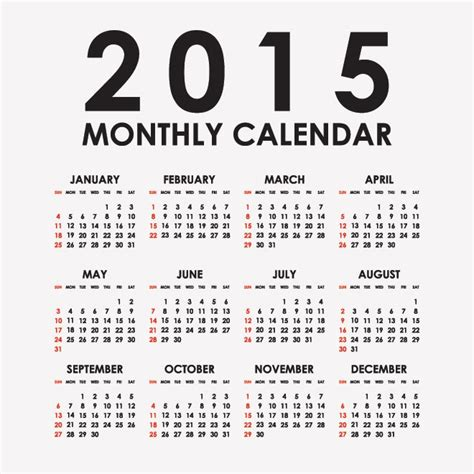 simple calendar template 2014 free vector background free vector graphics