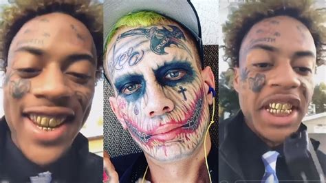 joker tattoo gang boonk gang calls out joker gang youtube