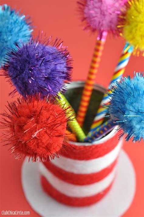Dr Suess Pe Il Cup Hat With Truffula Tree Pe Ils Fun