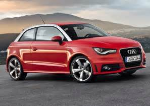2011 audi a1 with s line sports package debuts