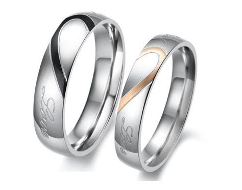 what is a promise ring the real meaning the knot lover s heart shape titanium stainless steel promise ring