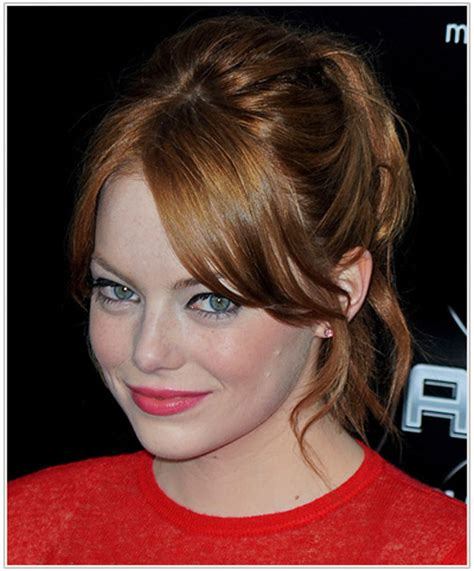 emma stone natural hair emma stone natural hair color in 2016 amazing photo