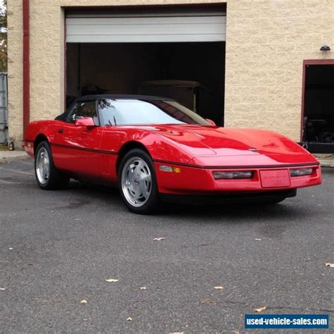 automobile air conditioning service 1989 chevrolet corvette electronic valve timing 1989 chevrolet corvette for sale in the united states