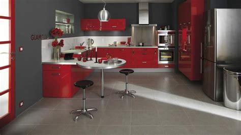 Charmant Modele Cuisine Equipee Lapeyre #8: 0290017104483258-c2-photo-oYToyOntzOjE6InciO2k6NjU2O3M6NToiY29sb3IiO3M6NToid2hpdGUiO30%3D-cuisine-rouge-lapeyre.jpg