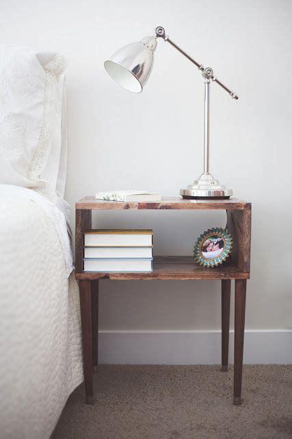Diy Nightstand by 10 Diy Bedroom Nightstand Ideas Bed Room Diy