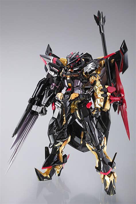 Bandai Metal Build Converge Astray Frame Gundam metal build gundam astray gold frame amatsu mina custom