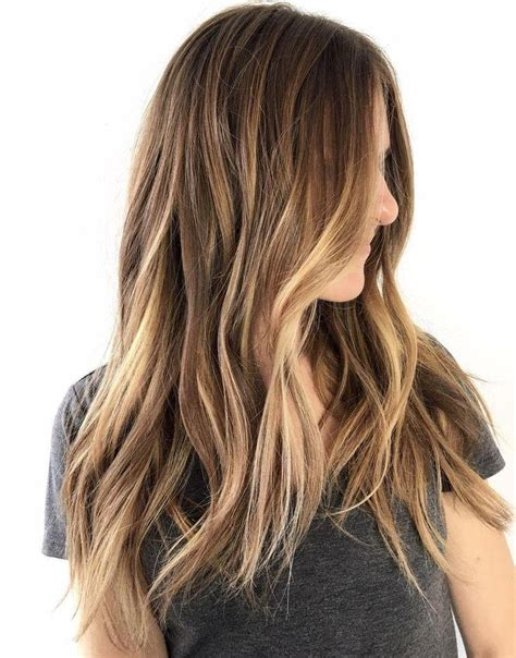 long brown hairstyles with parshall highlight 15 collection of long hairstyles brown with highlights