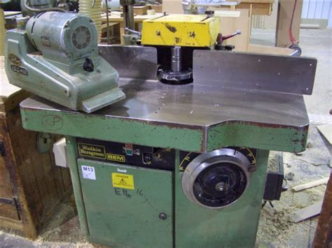 wadkin woodworking machinery liquidationmachinery