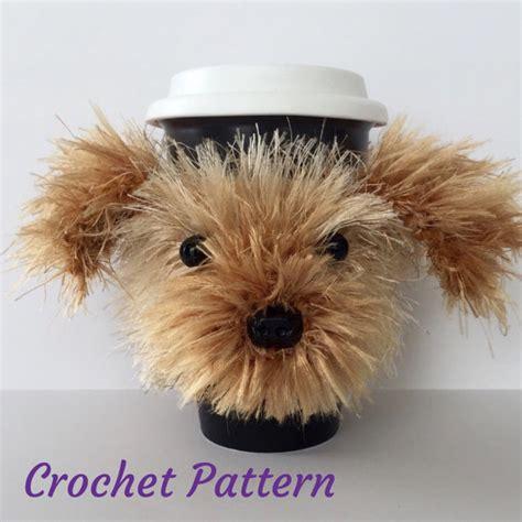 yorkie crochet pattern crochet pattern crochet pattern by hookedbyangel on etsy