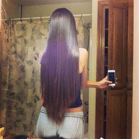 long thick hair hairstyles