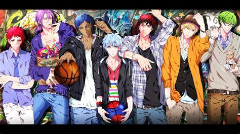 wallpaper hd anime kuroko no basket kuroko no basuke or kuroko s basket kiseki no sedai the