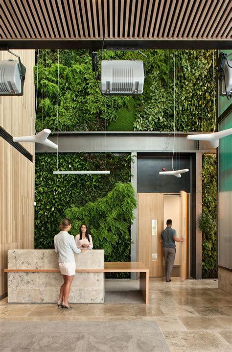 green office desk 25 best ideas about lobby reception on lobby