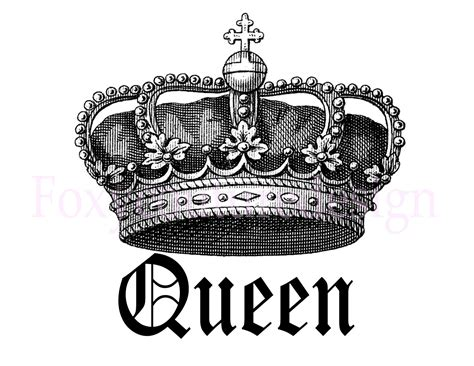 queen hat tattoo use the form below to delete this black and white king