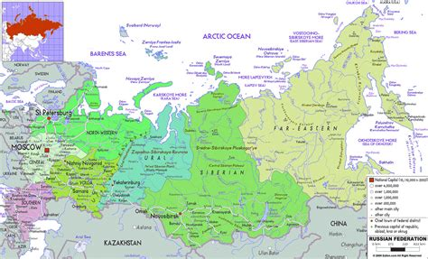 maps moscow russia political map of russia moscow russian