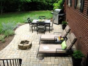 small patio ideas budget: backyard patio and fireplace myhomeideas backyard patio and fireplace