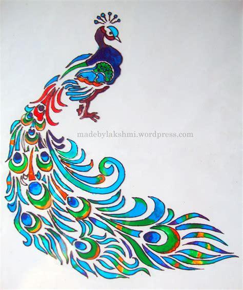 paint designs peacock archives m de by lakshmim de by lakshmi