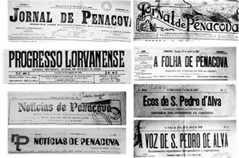 layout de jornal online penacova online jornais de penacova 110 anos de hist 243 ria
