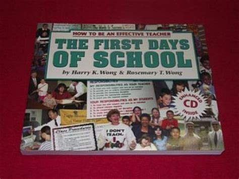 Effective Telephoning Teachers Book Original the days of school how to be an effective by rosemary t harry k wong