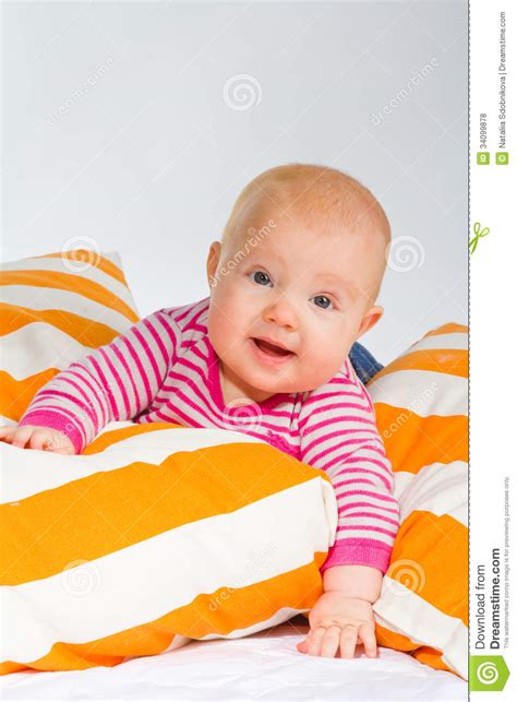 baby 4 months royalty free baby royalty free stock photos image 34099878