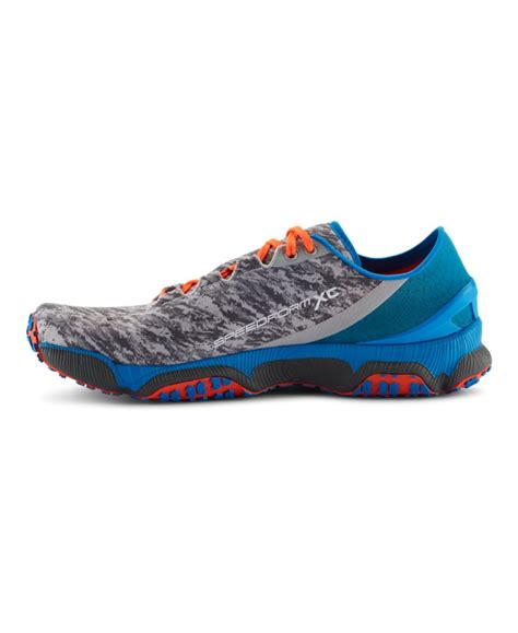 armor trail running shoes s armour speedform xc trail running shoes ebay