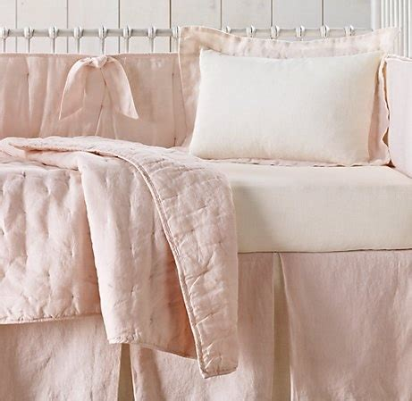 Soft Pink Crib Bedding Soft Pink Crib Bedding For Ella Playtime Products Crib Bedding And Cotton
