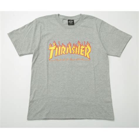 T Shirt Thrasher New new thrasher on logo t shirt buy thrasher