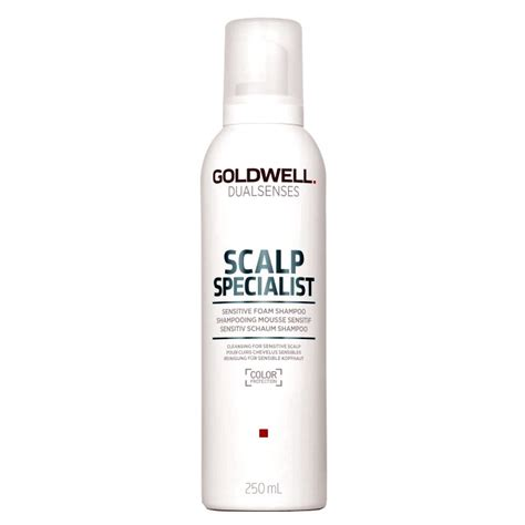 Goldwell Dualsenses Scalp Specialist Anti Hairloss Shoo 250ml Goldwell Goldwell Dualsenses Scalp Specialist Sensitive