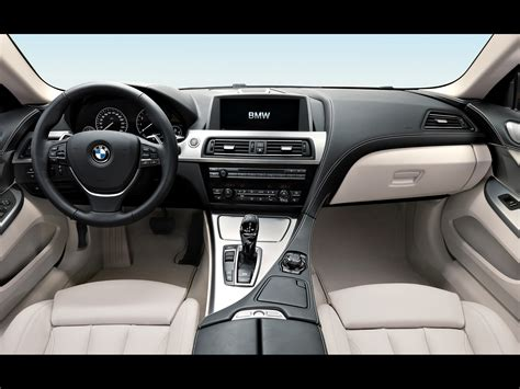 bmw dashboard at 2011 bmw 6 series coupe dashboard 1920x1440 wallpaper