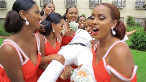 Best Ethiopian Wedding Video Mashup By Buze Production
