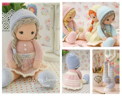 pattern for yarn doll new little yarn dolls method 2 pdf email doll knitting