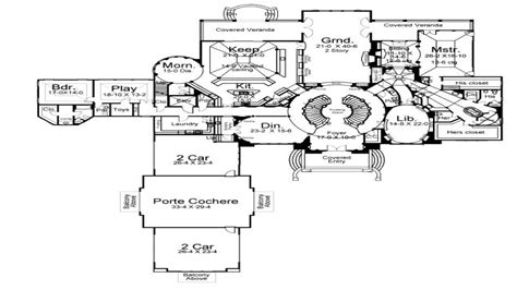 large luxury house plans large wisconsin luxury houses large luxury house floor plans 7 bedroom floor plans treesranch com