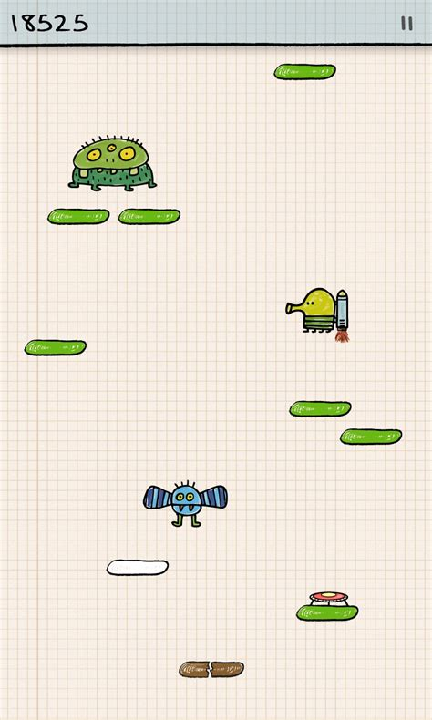 doodle jump wp7 the doodler hops onto windows phone 8 gamer