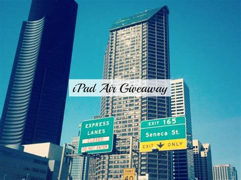 Ipad Air Sweepstakes - ipad air giveaway