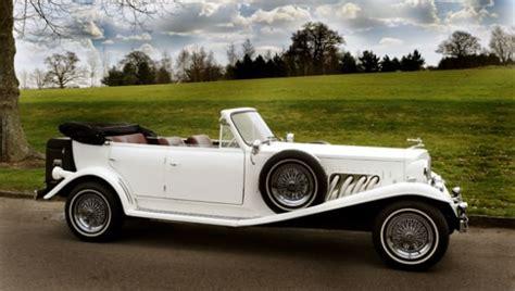vintage wedding cars for hire the wedding car fleet a t beauford