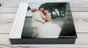 plastic photo album modern acrylic cover wedding album albums remembered