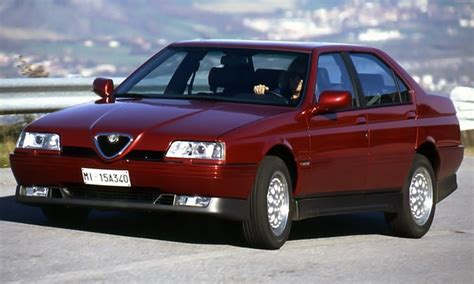 how things work cars 1993 alfa romeo 164 instrument cluster alfa romeo 164 reviews technical data prices