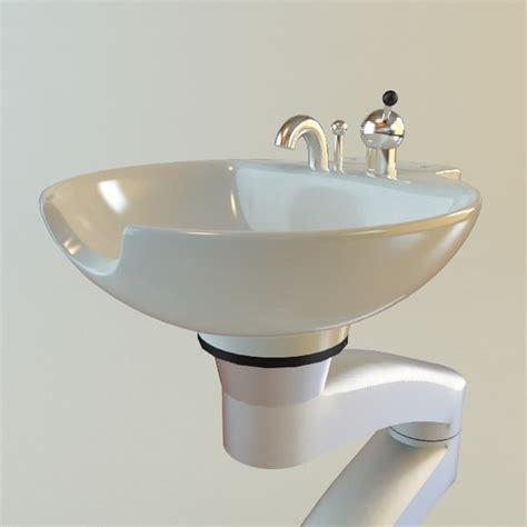 Hair Dresser Sink by 3d Hairdressers Washbasin