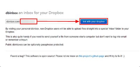 Search By Email Without Logging In Quot Dbinbox Quot That Anyone Can Upload Files Without Logging In To Dropbox Gigazine