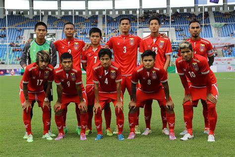 Football Suzuki Cup Aff Suzuki Cup 2016 Myanmar
