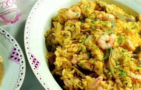 ricette di cucina italiana giallo zafferano ricetta risotto giallo con gamberi e verdura le ricette