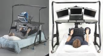 Recliner Gaming Setup by Ultimate Computer Setups Cool Computer Room Design