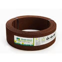 Landscape Edging Bender Board Casa Verde 5 In X 40 Ft Products Brown Bender Board Lawn