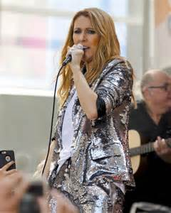 selin dion celine dion on the today show and the tonight show is the