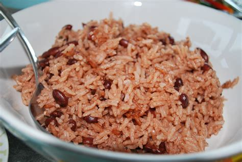 jamaican red beans and rice recipe dishmaps