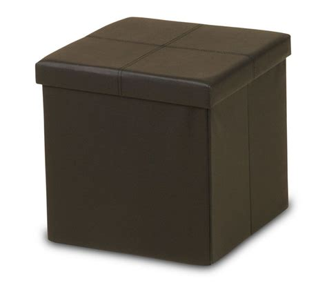 ottoman storage boxes ottoman foldable small storage box