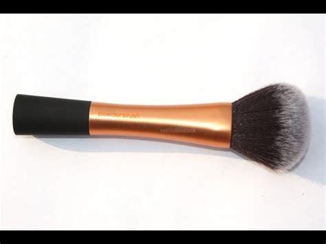 Brush Powder Brush Original real techniques powder brush review
