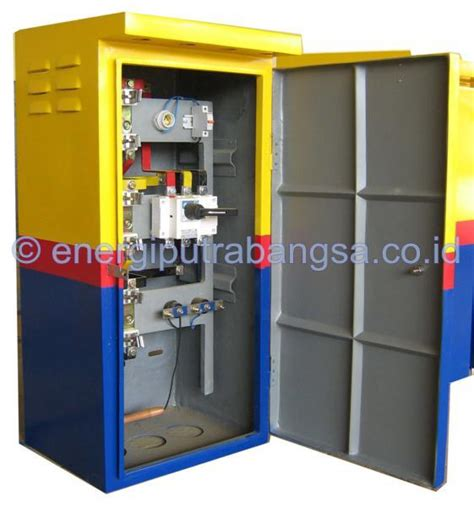 Panel Listrik Outdoor box panel listrik bandung box kwh box pju