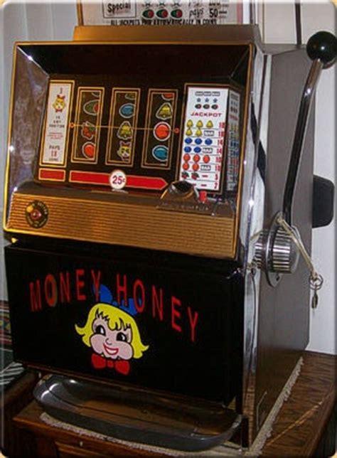 san diego antique bally money honey slot machines